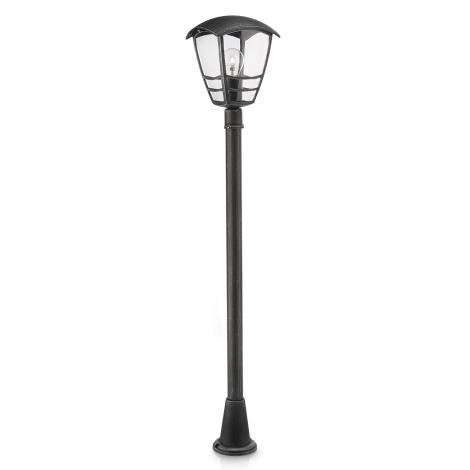 Philips 15463/54/16 - Venkovní lampa MYGARDEN STREAM 1xE27/60W/230V