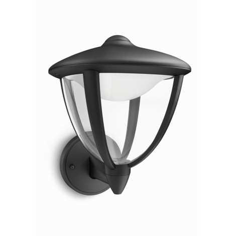 Philips 15470/30/16 - LED venkovní osvětlení ROBIN 1xLED/4,5W/230V