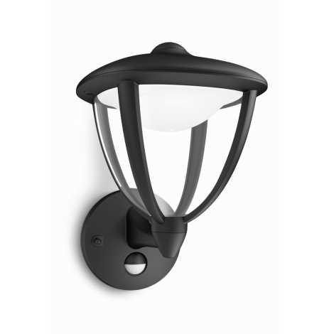 Philips 15479/30/16 - LED venkovní osvětlení ROBIN s čidlem 1xLED/4,5W/230V