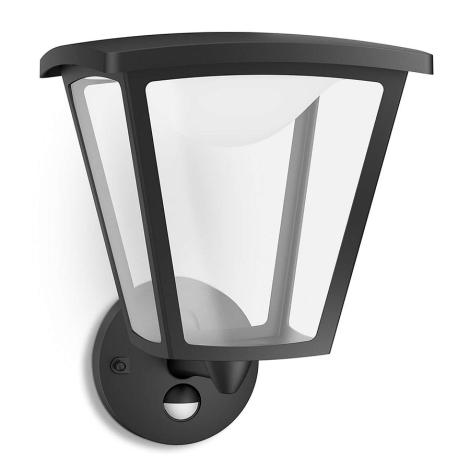 Philips 15488/30/16 - LED venkovní osvětlení s čidlem COTTAGE 1xLED/4,5W/230V