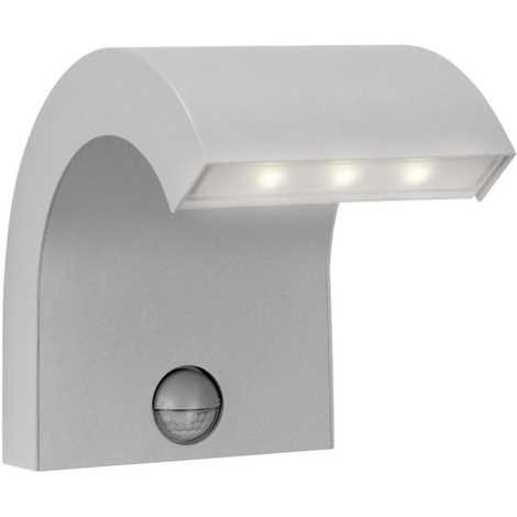 Philips 16356/87/16 - LED venkovní svítidlo se senzorem MYGARDEN RIVERBANK 3xLED/1W