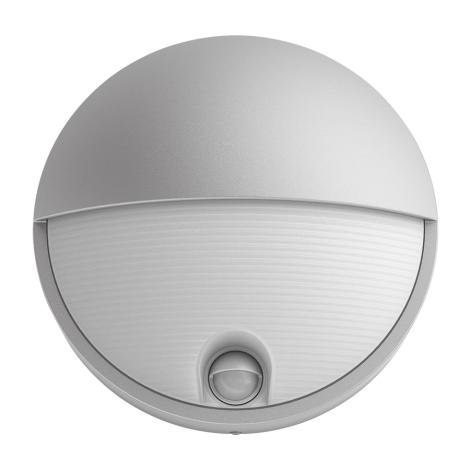 Philips 16456/87/16 - LED venkovní svítidlo s čidlem MYGARDEN CAPRICORN LED/6W