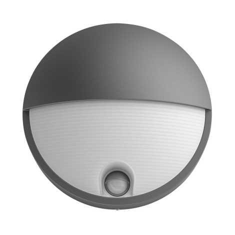 Philips 16456/93/16 - LED venkovní svítidlo s čidlem MYGARDEN CAPRICORN LED/6W