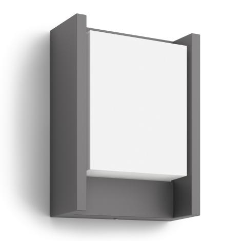 Philips 16460/93/P3 - LED venktovní svítidlo MYGARDEN ARBOUR 1xLED/6W/230V