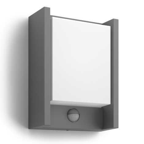 Philips 16461/93/P3 - LED venkovní svítidlo s čidlem MYGARDEN ARBOUR 1xLED/6W