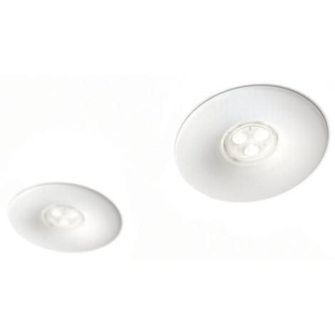 Philips 16811/31/16 - SADA 2x LED koupelnové podhledové svítidlo LEDINO 2xLED/7,5W