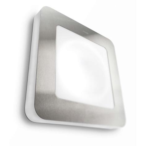 Philips 16903/47/16 - Venkovní nástěnné svítidlo MYGARDEN ORCHARD 1x2GX13/22W/230V šedá