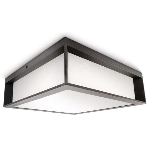 Philips 17184/93/16 - Venkovní stropní svítidlo MYGARDEN SKIES 2xE27/14W/230V