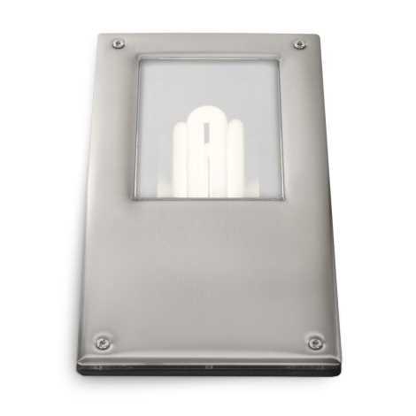 Philips 17243/47/16 - Venkovní nájezdové svítidlo MYGARDEN PATH 1xE27/18W/230V
