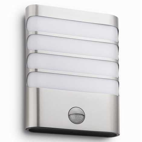 Philips 17274/47/16 - LED venkovní osvětlení s čidlem MYGARDEN RACCOON 1xLED/3W