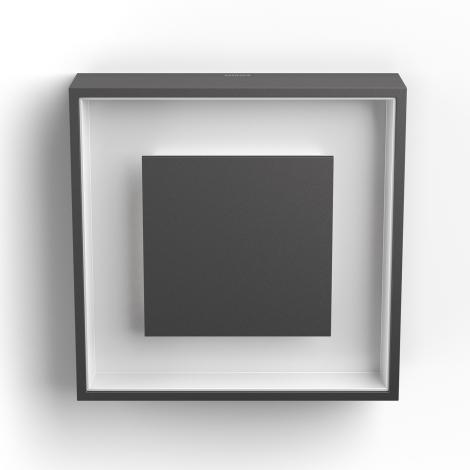 Philips 17294/93/16 - Venkovní nástěnné svítidlo MYGARDEN SAND 1xLED/6W/230V