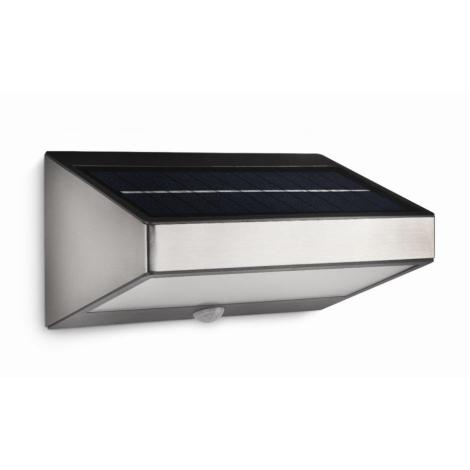 Philips 17811/47/16 - Solární LED osvětlení s čidlem MYGARDEN GREENHOUSE LED/15W