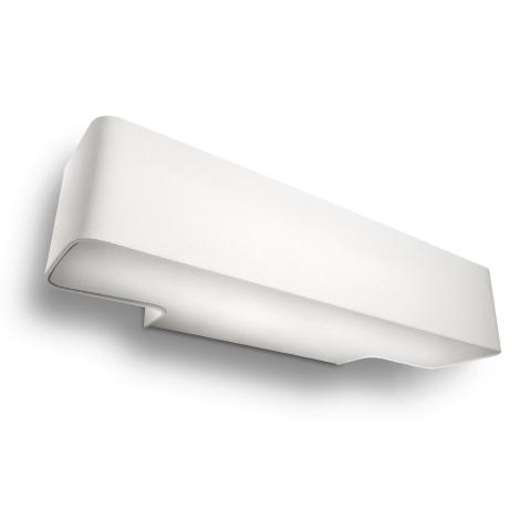 Philips 30185/31/16 - Nástěnné svítidlo MYLIVING PEACE 1x2G7/11W/230V bílá