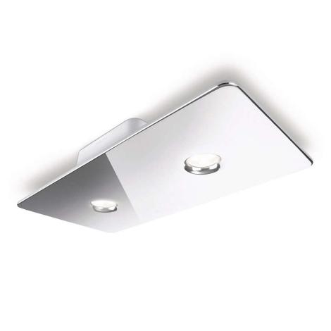 Philips 31605/11/16 - LED Stropní svítidlo INSTYLE MAGNA 2xLED/7,5W/230V