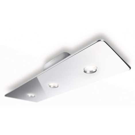 Philips 31606/11/16 - LED Stropní svítidlo INSTYLE MAGNA 3xLED/7,5W/230V