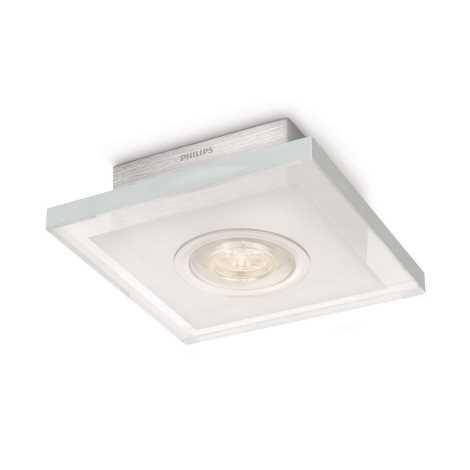 Philips 31607/48/16 - LED Bodové světlo MYLIVING QUART 1xLED/7,5W/230V