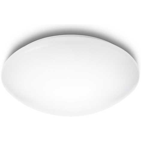 Philips 31802/31/16 - LED stropní svítidlo SUEDE LED/24W/230V