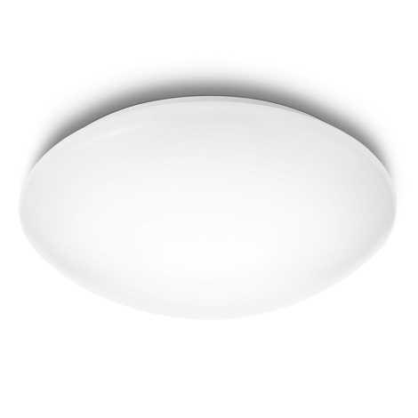 Philips 31802/31/EO - LED stropní svítidlo MYLIVING SUEDE LED/20W/230V