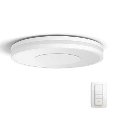 Philips 32610/31/P7 - LED Stmívatelné stropní svítidlo BEING HUE LED/32W/230V