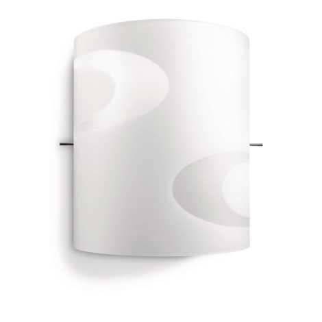 Philips 33281/60/16 - Nástěnné svítidlo MYLIVING DOWLAS 1xE27/14W/230V