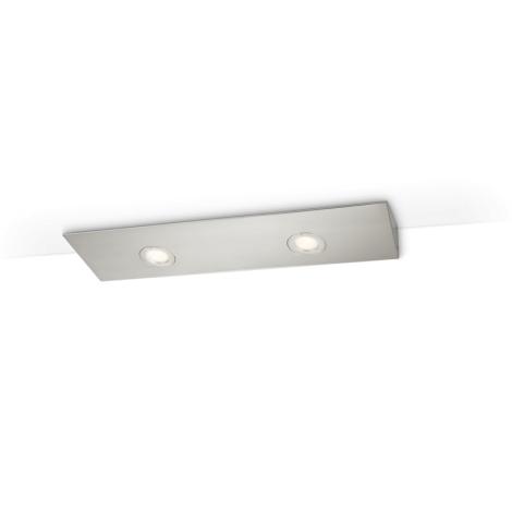 Philips 33452/17/16 - Podlinkové svítidlo FINESSE 2xG4/20W/230V/12V