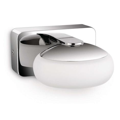 Philips 34046/11/16 - LED Nástěnné koupelnové svítidlo MYBATHROOM SILK 2xLED/2,5W/230V