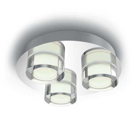 Philips 34172/11/P0 - LED koupelnové svítidlo MYBATHROOM RESORT 3xLED/4,5W/230V IP44