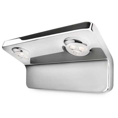 Philips 34213/11/16 - LED Nástěnné koupelnové světlo INSTYLE VANITAS 2xLED/7,5W