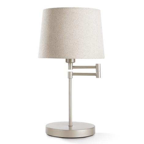 Philips 36132/38/E7 - Stolní lampa MYLIVING DONNE 1xE27/40W/230V