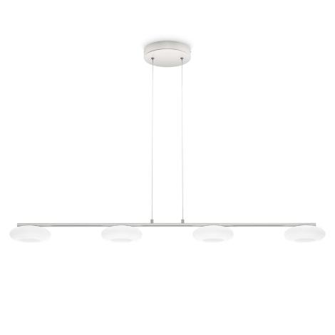 Philips 37215/48/16 - LED lustr TARBERT 4xLED/4,5W/230V