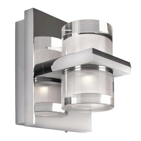 Philips 37242/11/13 - LED Nástěnné svítidlo INSTYLE DARIUS 2xLED/2W/230V