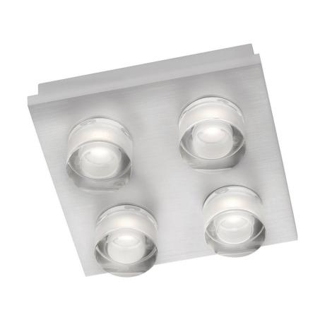 Philips 37245/48/13 - LED Stropní svítidlo INSTYLE DARIUS 4xLED/2W/230V