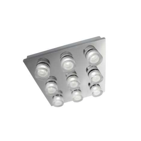 Philips 37246/11/13 - LED Stropní svítidlo INSTYLE DARIUS 9xLED/2W/230V