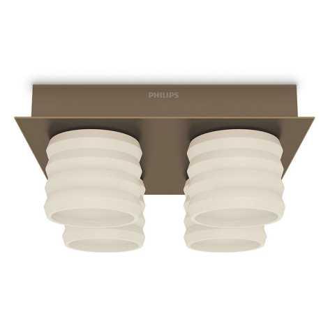 Philips 37326/06/16 - LED stropní svítidlo INSTYLE ORTEGA 4xLED/4,5W/230V