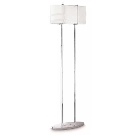 Philips 37503/11/16 - Stojací lampa stmívatelná INSTYLE ONDAS 2xE27/150W