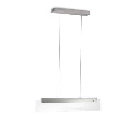 Philips 37955/48/16 - LED závěsné svítidlo DUN 2xLED/6,5W/230V