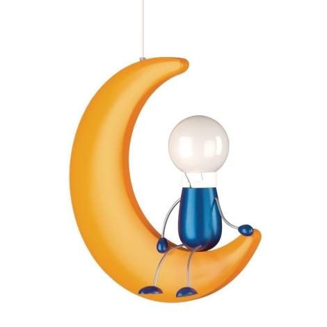 Philips 40092/34/16 - Dětské stropní svítidlo MYKIDSROOM LUNARDO 1xE27/12W/230V - II. jakost