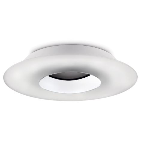 Philips 40588/11/16 - LED stropní světlo BANDO 3xLED/2,5W + kruhová zářivka 40W