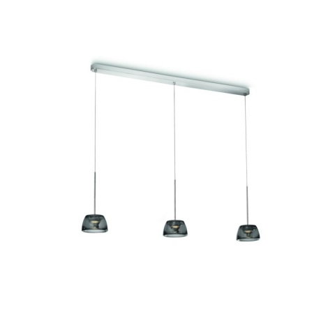 Philips 40726/11/16 - LED Závěsné  svítidlo INSTYLE 3xLED/7,5W