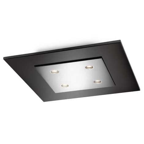 Philips 40740/11/16 - LED Stropní svítidlo INSTYLE MATRIX 4xLED/2,5W/230V