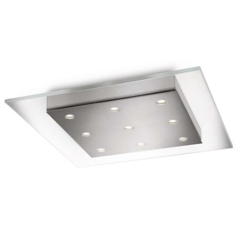 Philips 40741/17/16 - LED Stropní světlo INSTYLE MATRIX 9xLED/2,5W/230V