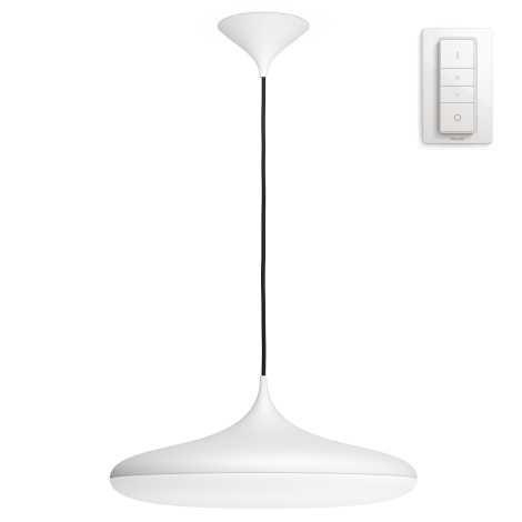 Philips 40761/31/P7 - LED Stmívatelné závěsné svítidlo HUE ALLY LED/39W/230V