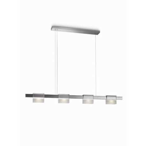 Philips 40790/11/16 - LED Závěsné svítidlo INSTYLE UTURN 4xLED/7,5W