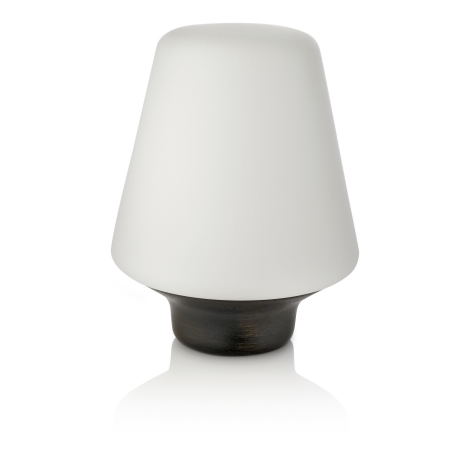 Philips 40802/74/16 - Stolní lampa MYLIVING WELLNESS 1xE27/12W/230V