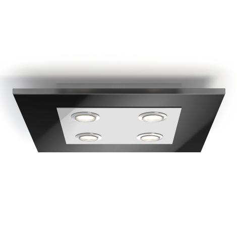 Philips 40925/30/16 - LED stropní svítidlo INSTYLE MATRIX 4xLED/4,5W/230V