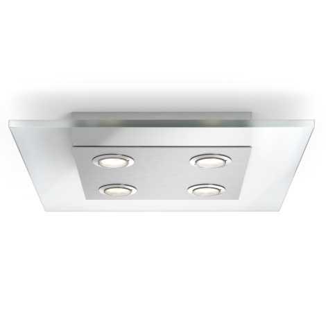Philips 40925/60/16 - LED stropní svítidlo INSTYLE MATRIX 4xLED/4,5W/230V