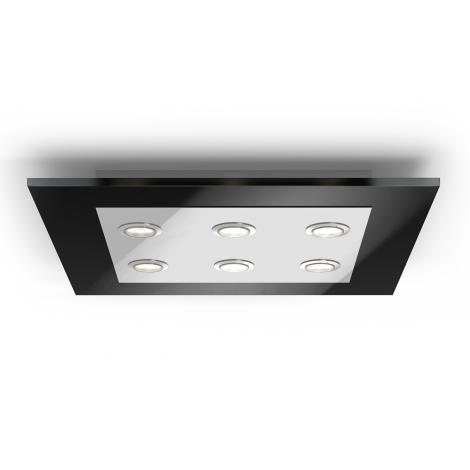 Philips 40927/30/16 - LED stropní svítidlo INSTYLE MATRIX 6xLED/4,5W/230V