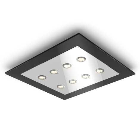 Philips 40929/30/16 - LED stropní svítidlo INSTYLE MATRIX 8xLED/4,5W/230V