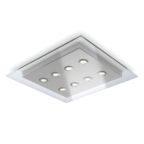 Philips 40929/60/16 - LED stropní svítidlo INSTYLE MATRIX 8xLED/4,5W/230V