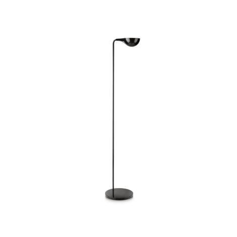 Philips 42255/30/16 - Stojací lampa TIEGAL černá 1xE27/70W/230V